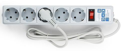 Сетевой фильтр PowerCube SPG - РВМ Электромаркет
