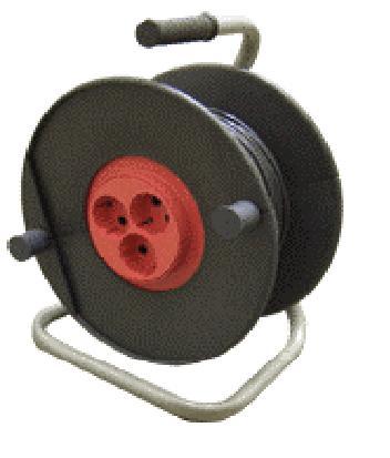 Удлинитель на пластиковой катушке РВМ Электро