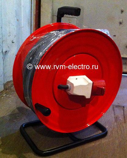 Удлинитель (кабельный соединитель) РВМ Электромаркет 1 розетка www.rvm-electro.ru