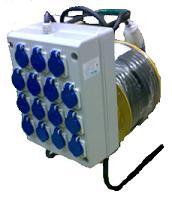 Удлинитель 15 розеток РВМ Электромаркет