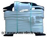 Удлинитель РВМ Электро на малой пластиковой рамке